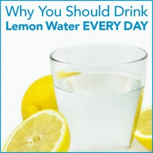 lemon water for digestion and good health
