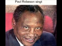 Paul Robeson singing Jacob's ladder
