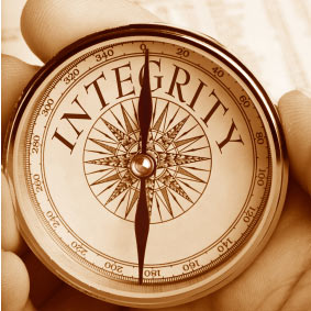 without integrity nothing works