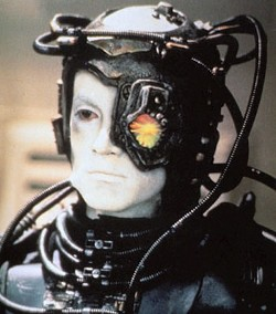 I am Hugh I am borg
