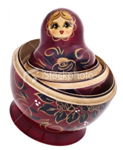 Matryoshka and an empath: what do they have in common?