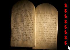 the ten spiritual commandments of money