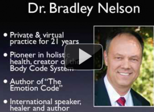 dr bradley nelson body code emotion code magboy