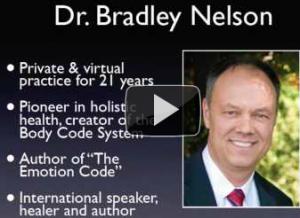 dr bradley nelson body code emotion code magboy