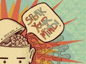 soul correction speak your mind