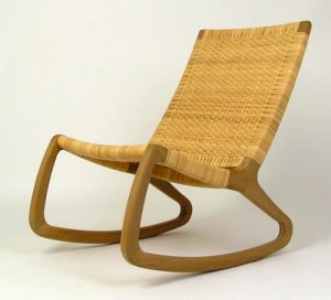 rocking chair: the illusion of moving
