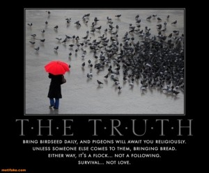 truth loyalty what is the truth?