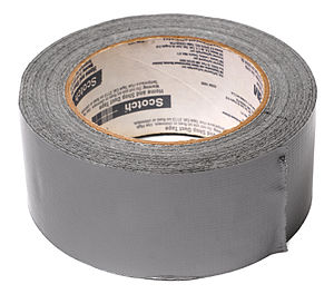 duct tape method