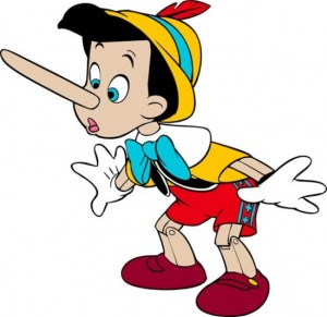 pinocchio the liar