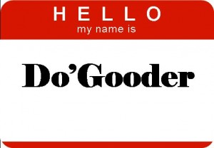 soul correction: do-gooder