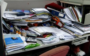 unclutter to get unstuck: get unstuck to unclutter