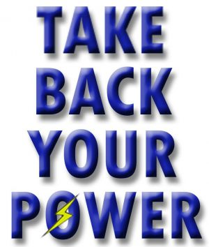 take-back your power