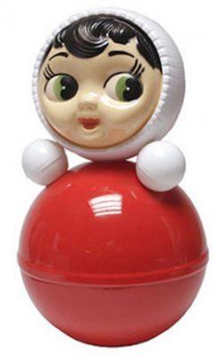 Russian bounce back doll