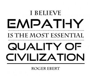 Empathy-ebert