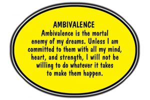 Ambivalence-enemy
