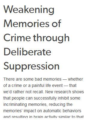 deliberate-suppression