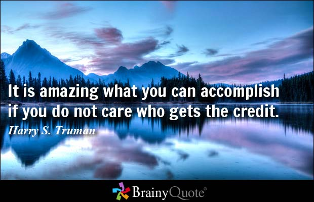 it's amazing what you can accomplish if you don't care about what people say