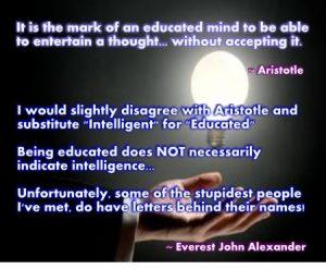 intelligent-vs-educated