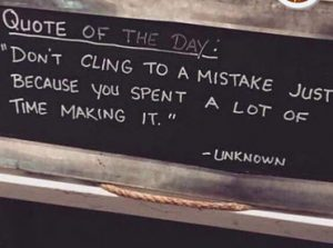 mistake-cling