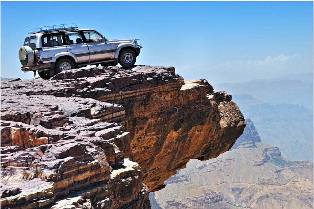 stuck on a plateau