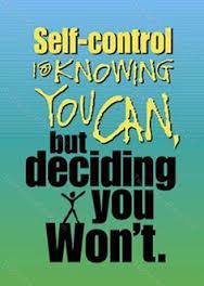 self-control-definition