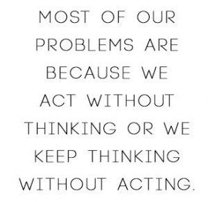 thinking-acting