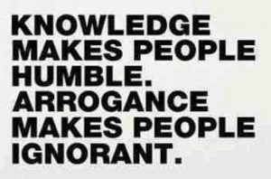 knowledge-makes-humble