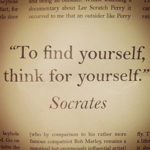 to-find-yourself