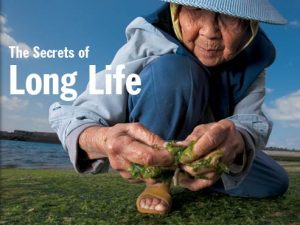 the secret for a long life well lived