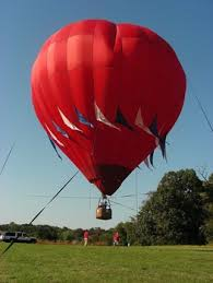 hot-air-balloon-tethered-to-the-ground