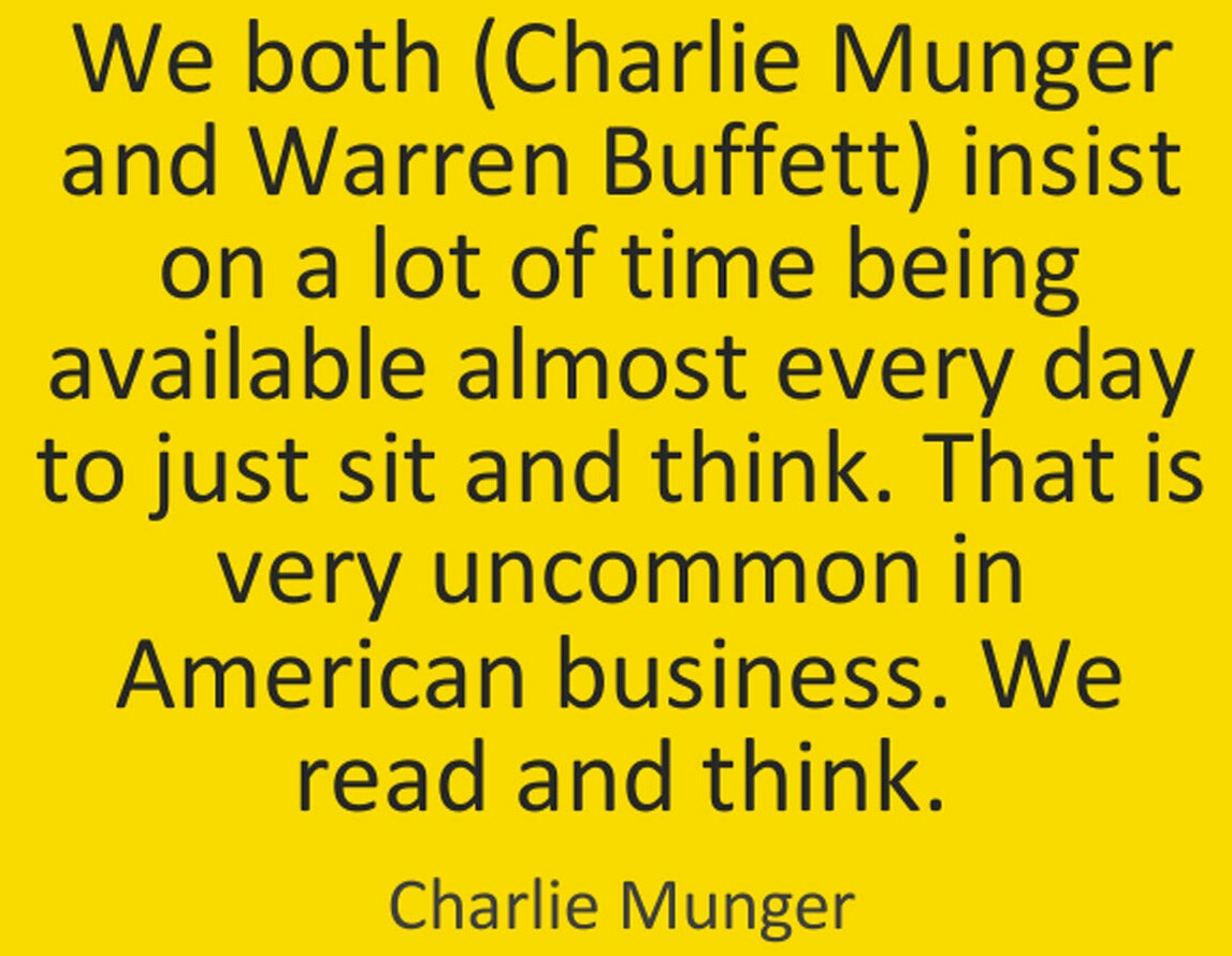 The Empath's Guide: How To Use Charlie Munger Quotes To