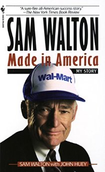 Sam Walton book
