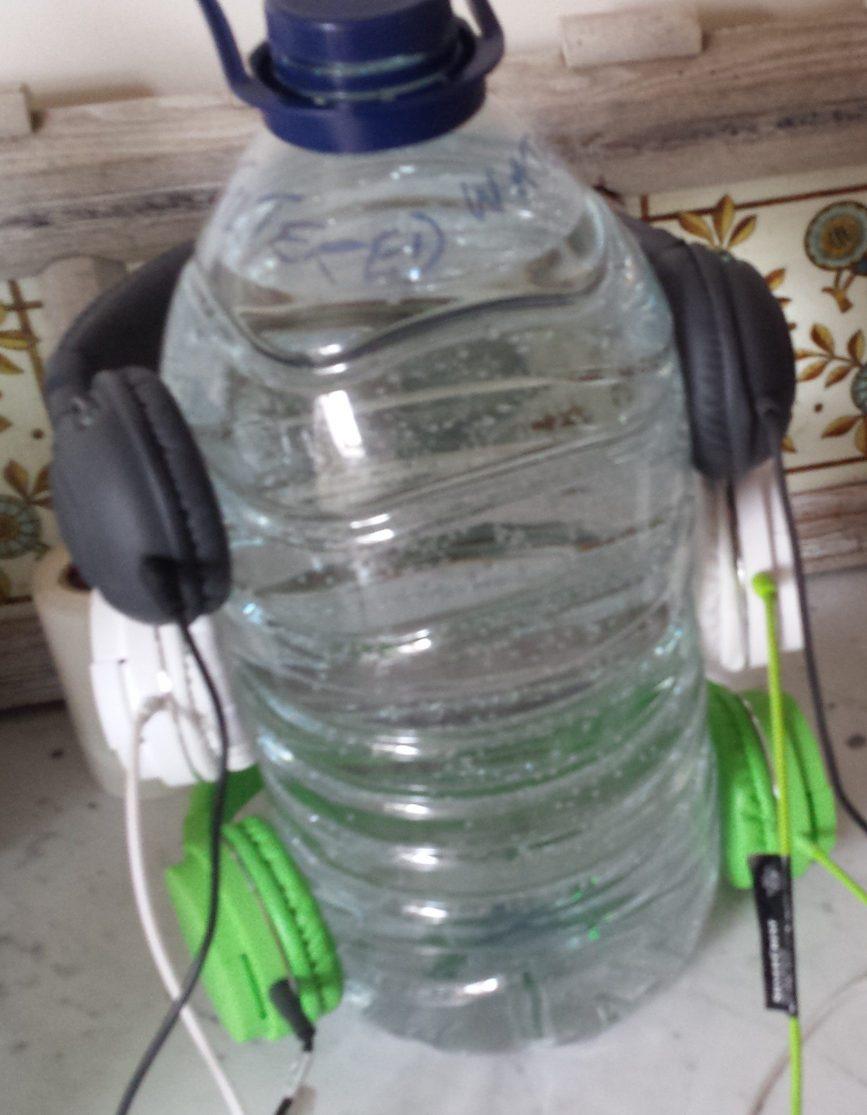 water energizer setup