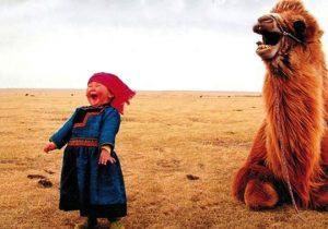 soaring through laughter