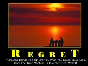 top regrets of the dying
