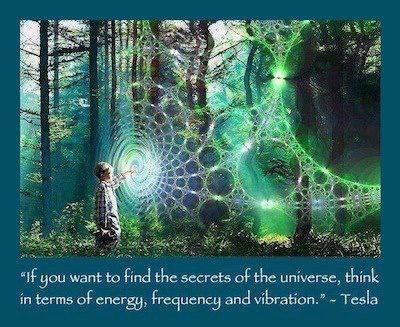 the vibration of money