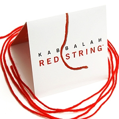 kabbalah string red string
