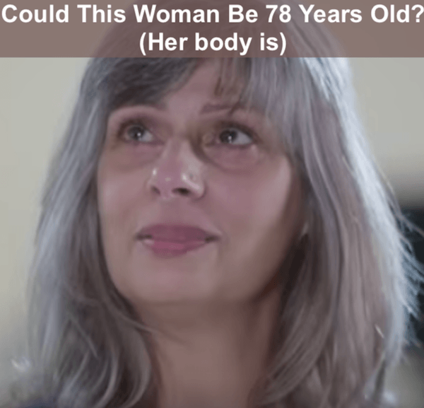 How old is your body?