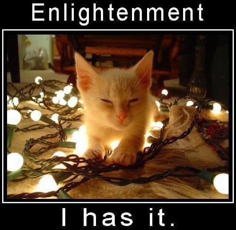Yesterday's enlightenment is today's pretense