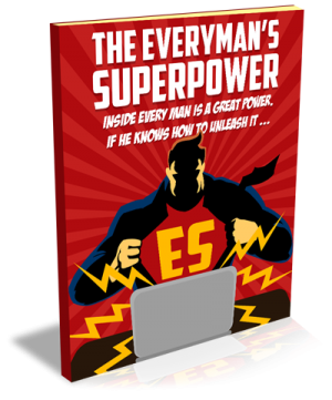 the everyman's superpower mark joyner