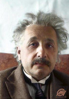 thinker Albert Einstein