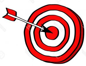 bull's eye. the power of your word