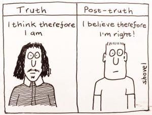 belief trumps truth