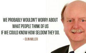 self-concern vs humility