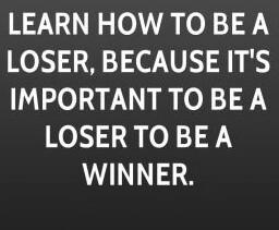 winner in life