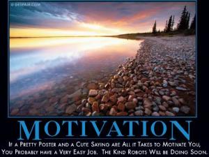 motivation demotivation