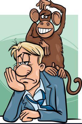 monkey-on-your-back