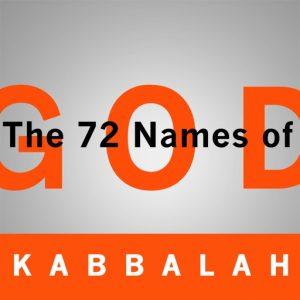 72 names of god soul corrections list