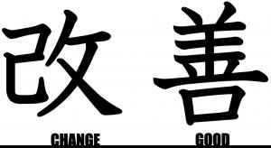 GOOD CHANGE KAIZEN
