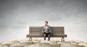 entrepreneur: forrest gump learned just in time